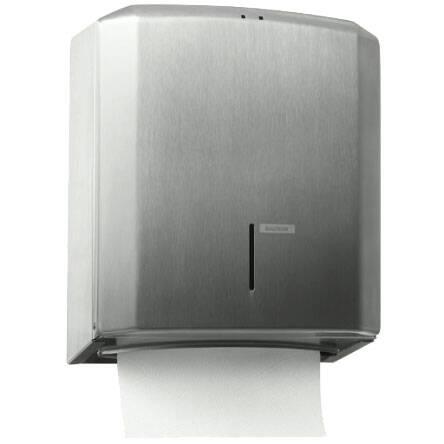 Dozownik KATRIN M Folded Towel Stainless Steel