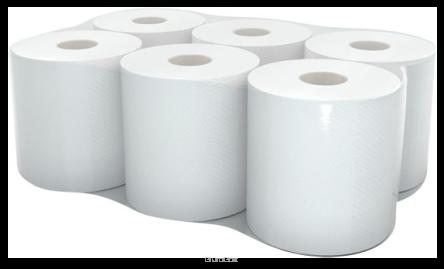 Ręcznik JUMBO Maxi celuloza Kolor biały