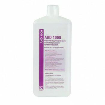 AHD 1000 Dezynfekcja Narzędzi Oraz Skóry 1l