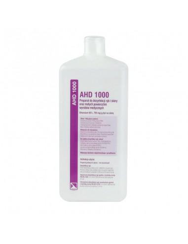 AHD 1000 Dezynfekcja Narzędzi Oraz Skóry 500ml