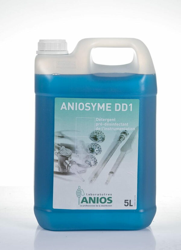 Aniosyme DD1 - Preparat Do Dezynfekcji Narzędzi - Koncentrat 5L