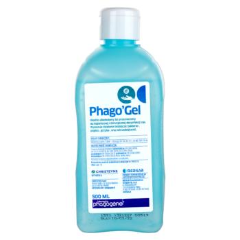 PHAGO'GEL Żel Do Higienicznej I Chirurgicznej Dezynfekcji Rąk 500 ml