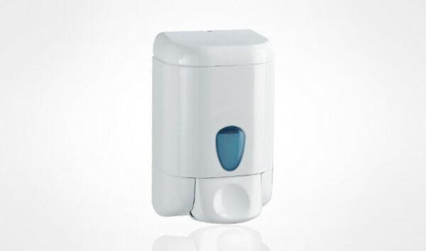 Dozownik do mydła 1L biały