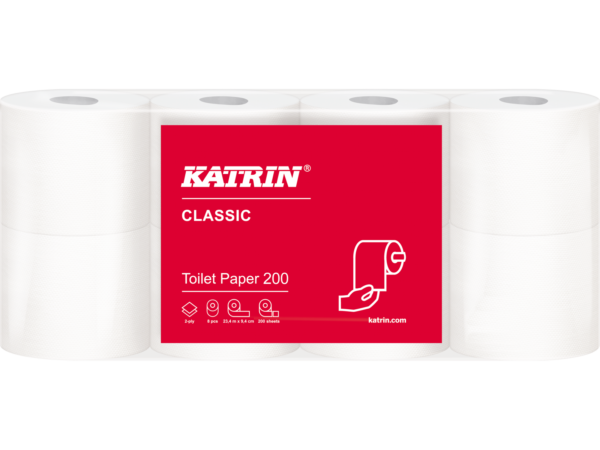 Papier toaletowy Katrin Classic 104749