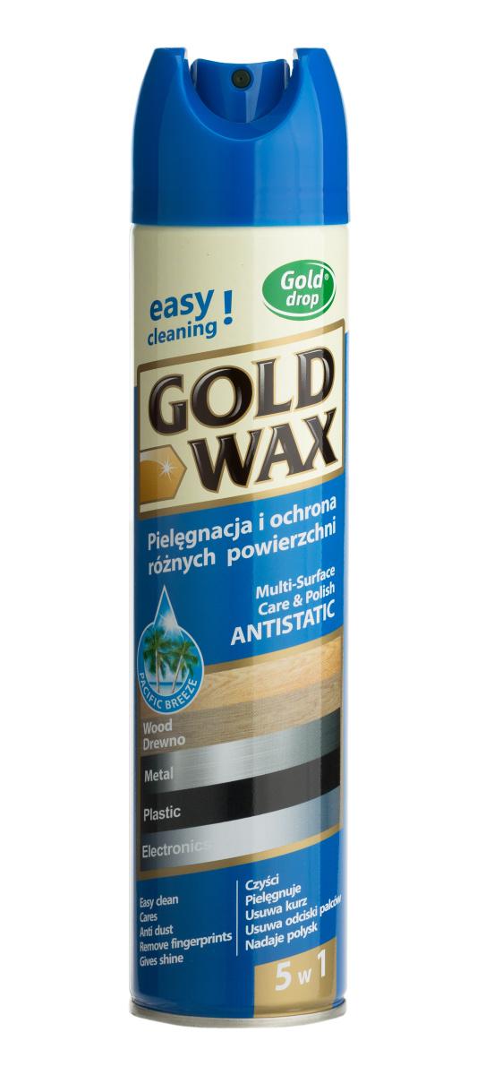 GOLD WAX Spray do pielęgnacji mebli 300ml