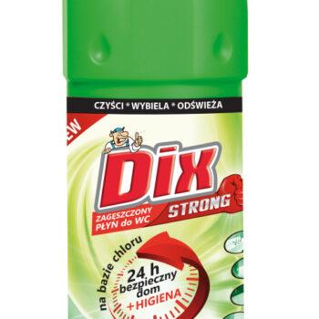 Dix Strong Płyn czyszcząco-wybielający do WC