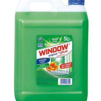 WINDOW PLUS Płyn Do Mycia Szyb I Luster 5l