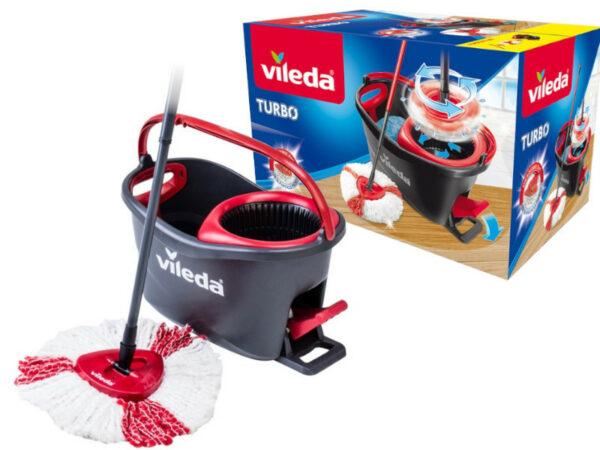 VILEDA Mop z wiadrem Easy Wring & Clean