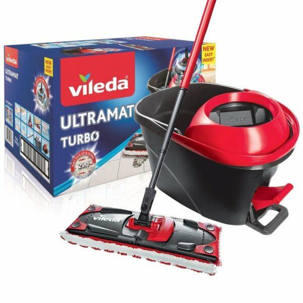 VILEDA Mop obrotowy Ultramat TURBO